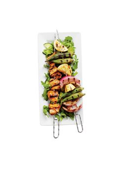 Grill Skewer Recipes | Grab the skewers, fire up the grill, and enjoy these easy and delicious kabob recipes, great for any night of the week.