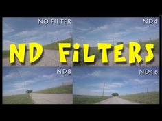 ND FILTERS Comparison in FPV | Jello Filters | GoPro - YouTube