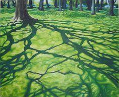 Outdoor Furniture, Outdoor Decor, The Darkest, Roots, It Cast, Landscape, Park, Shadows, Painting