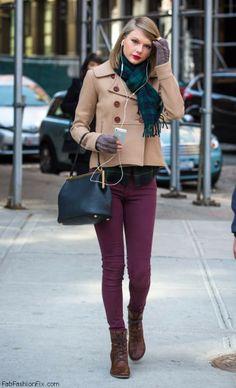 celebrity style 2014 | Style Watch: Celebrity street style (March 2014) #taylorswift
