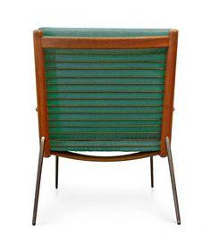 "FD 134 ""Boomerang chair"" by Peter Hvidt & Orla Mølgaard Nielsen image 6"