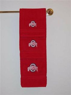 Ohio State Buckeyes NCAA Complete Bathroom Accessories 5pc Set | NCAA Fan  Bath | Pinterest | Complete Bathrooms, Bathroom Accessories And Bath