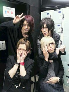 DIAURA // Acting silly... :3
