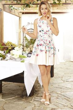 sundress from lauren conrad collection