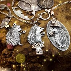 Beautiful jewellery from the Hairy Growler UK