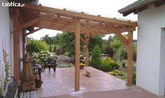 wiaty pergole tarasy garaże zadaszenia architektura ogrodowa ciesielst Kiekrz - image 2