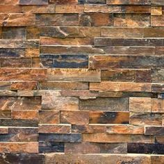 faux stone wall panels - Google Search