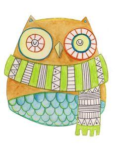 Blog de ilustración infantil y handmade producs de la ilustradora Elena Catalán