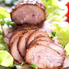 Cielęcina pieczona Salmon Burgers, Pork, Beef, Dinner, Ethnic Recipes, Kitchen, Christmas, Home, Diet