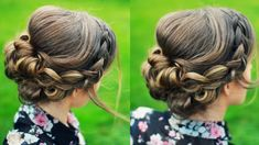 Bridal Updo Hair Tutorial | Wedding Hairstyles for short medium long hair