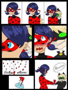 Miraculous Ladybug & Chat Noir - Why Chat Does Not Prank His Lady - Ladybug Chat Noir Cat Noir