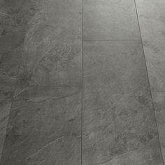 Quick-Step Livyn Tile Grey Slate Luxury Vinyl Tile                                                                                                                                                                                 More