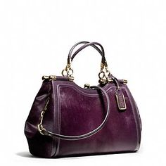 Coach :: MADISON CARRIE IN MIXED HAIRCALF