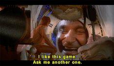 Hook où Robin Williams jouait le rôle de Peter Pan : un de mes films préférés lorsque j'avais 6 ans