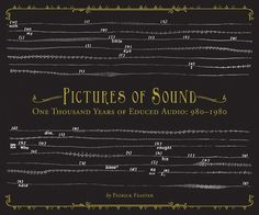 A definition of recorded sound seems fairly straightforward: a capture of sound waves over a period of time that can be played back and listened to. In his 2012 book, Pictures of Sound: One Thousand Years of Educed Audio: 980-1980, Patrick Feaster challenges this definition...  http://gho.granthazard.com/pictures-of-sound