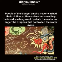 We should learn from the Mongol empire