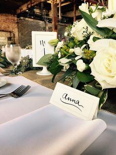 lettering Anna, Lettering, Illustrations, Table Decorations, Home Decor, Wedding, Homemade Home Decor, Illustration, Letters