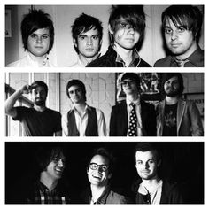 A Fever You Can't Sweat Out, Pretty. Odd., and Vices & Virtues. <<< Aggghh ❤ They change so much!!! But right now its only Brendon and Dallon.