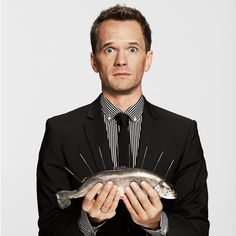 Neil Patrick Harris on How He Went from Junk Food to Foodie: BA Daily | ACUPUNCTURE SNAPPER