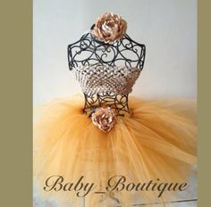 Tutu great for a photoshoot by Babyboutiquebycp on Etsy