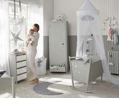 Space Stars 20 Latest Trend of Cute Baby Boy Room Ideas Baby Bedroom, Baby Boy Rooms, Baby Room Decor, Nursery Room, Kids Bedroom, Nursery Themes, Baby Crib Diy, Baby Cribs, Kids Room Design