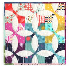 Cotton + Steel Mini Quilt Swap