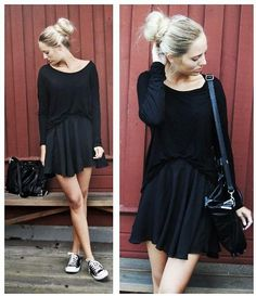 In loving memory (by Kajsa Svensson) http://lookbook.nu/look/3736231-In-loving-memory