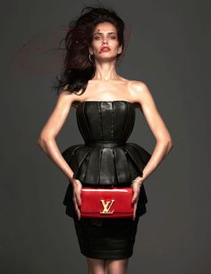 "Amanda Wellsh in ""Heart Beat"" by Ishi for Vogue Netherlands, December 2014"