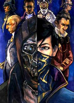 dishonored 1 and dishonored 2