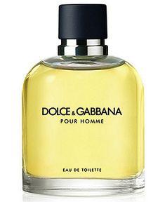 DOLCE & GABBANA Pour Homme Eau de Toilette (original) for Men