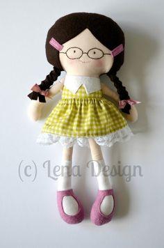 Lena and the Hedgehog: Dolls