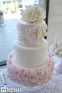 pasteles de primera comunion - Buscar con Google