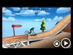 Let's Play Stickman Trials - Android GamePlay Trailer HD (IPHONE/IPAD/AN...