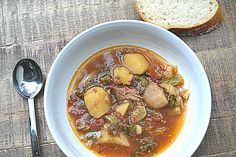 Portuguese Bean Soup - kitchengetaway.comkitchengetaway.com