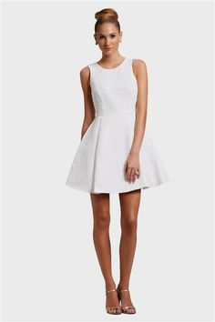 white wedding cocktail dress 2016 » My Dresses Reviews
