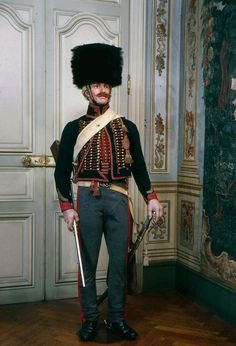 Chasseur a Cheval of the French Imperial Guard