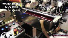 "Flexographic ""Flexo"" Printing: Technical Process #printing #printingpress #tech"