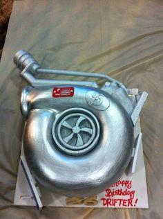Honda Ka Super Car Engine Cake By MelSugarandSpiceCakes Cakes - Car engine birthday cake