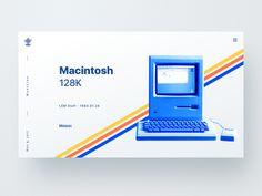 Macintosh by WantLine