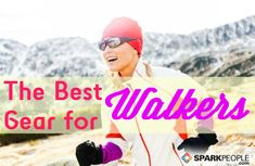 What to Wear When You #Walk (shoes, clothing, gear and more) | via @SparkPeople #walking
