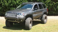 1999 Jeep Grand Cherokee, Cherokee 4x4, Jeep Zj, Lifted Trucks, Offroad, Cars, Ideas, Jeeps, Classic Cars