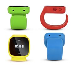 FiLIP is a locator and wrist watch for kids. Using the FiLIP app, you pre-program 5 phone numbers that your child can call. Your child can scroll through the 5 numbers and call the one they want with the touch of a button. Smart