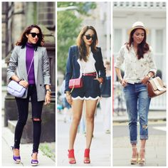 July Favourite Looks By Preppy Fashionist