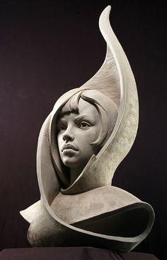Philippe Faraut 1963 | escultor figurativo Francés