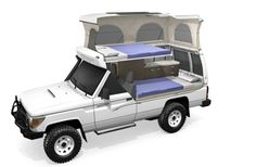 4WD Toyota Landcruiser Camper Arguably the best 4WD camper conversion in Australia!
