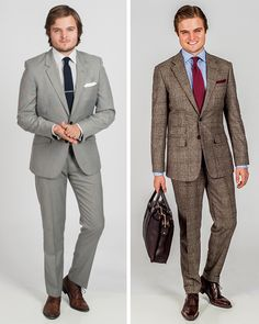 In the world of men's suiting, there is a dramatic price variation from one brand to another.  Suits can range from ninety dollars to nine thousand dollars, and up.  Here I try to explain the difference(s) by having Townsend model his suit from H&M ($189) vs. his suit from Michael Andrews Bespoke ($1,995).  - See more at: http://tsbmen.com/23861/200-suit-vs-2000-suit/#sthash.1VCAglR0.dpuf
