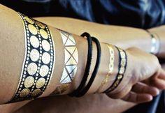 Blog It Girls: Flash Tattoos a tatuagem-bijoux
