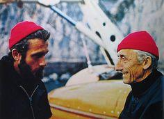 Jacques Cousteau colors