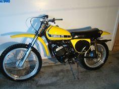 1974 Yamaha MX 175