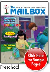 mailbox preschool magazine preschool mailbox magazine 318